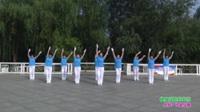 郑州市纷飞快乐舞步健身队三队广场舞 歌曲串烧 表演 团队版