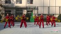 河南省西华阳光舞蹈队广场舞  今年大吉 表演 团队版