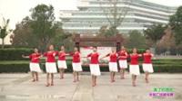 新乡市红旗区姐妹情深舞蹈队广场舞 美了你我他 表演 团队版