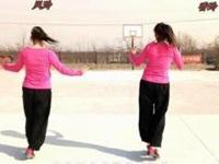 大荔凤玲广场舞《失恋情歌》原创鬼步舞 含教学演示