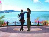 冰璐广场舞《饮酒欢歌》原创水兵舞 正背面演示