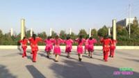 新乡县美丽西石碑广场舞 美丽中国 表演 团队版