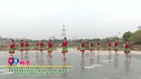 河南省周口市随风飘扬舞蹈队广场舞  相恋 表演 团队版