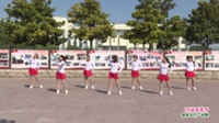 河南省周口市郸城县汲水慧琴美舞团广场舞  DJ油菜花开 表演 团队版