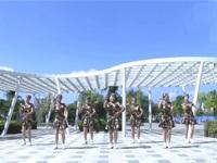 湖南郴州汝城东溪广场舞队广场舞 万树繁华 表演 团队版