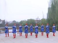 襄阳街广场舞队广场舞 兄妹来当兵 表演 团队版