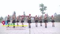 湖南省岳阳心随舞队 红红线 表演 团队版