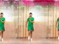 龙海追梦广场舞《意乱情迷》原创健身操 正背面教学演示