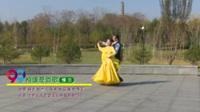 北京市展览馆李宝岩舞蹈队刘桂华张小华 相逢是首歌(慢三) 表演 团队版