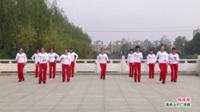 河南省项城市东方舞之魅健身队广场舞  踩踩踩 表演 团队版