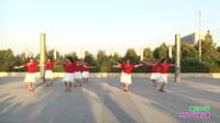 新乡县杏庄开心乐舞蹈队广场舞 舞动中国 表演 团队版
