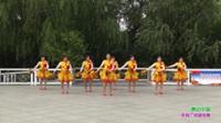 郑州市凤舞秋韵舞蹈2队广场舞 舞动中国 表演 团队版