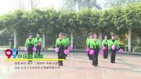 河南荥阳广场北夕阳红1队 中国歌最美 表演 团队版
