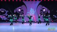 河北廊坊星月舞蹈队广场舞 旅行中的想念(背身) 表演 团队版