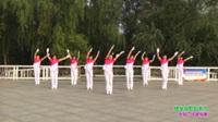 郑州市纷飞快乐舞步健身队四队广场舞 健身操歌曲串烧 表演 团队版