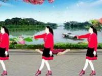 轻舞飞扬广场舞《爱情就像一首歌》原创32步 附口令分解动作教学