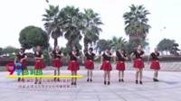 湖南省岳阳新开洋洋舞蹈队 郎啊郎 表演 团队版
