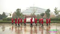新乡市东关村俏女人舞蹈队广场舞 乌兰托娅之歌 表演 团队版