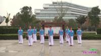 新乡市红旗区姐妹情深舞蹈队广场舞  红梅赞 表演 团队版