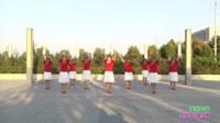 新乡县杏庄开心乐舞蹈队广场舞  美丽中国 表演 团队版