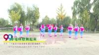 99焦作市中站区红莲舞蹈队 幸福秧歌舞起来 表演 团队版