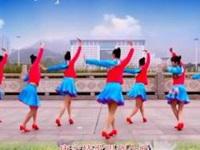 吉美广场舞《康巴情》原创藏族舞 附正背面口令分解动作教学演示