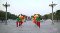 延津县欢乐姐妹广场舞 开门红 表演 团队版