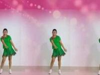 龙海追梦广场舞《C哩C哩》神曲原创流行现代舞 正背面演示