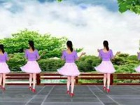 鄂州益馨广场舞《火辣辣的情》原创动感健身舞 附正背面口令分解教学演示
