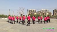 新乡县新梅子广场舞 我在人民广场跳广场舞 表演 团队版