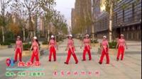 江西娇娇飞雪广明星舞队 拽美眉 正背表演 团队版
