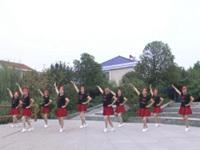 毛里湖灯塔社区广场舞队广场舞 新龙船调 表演 团队版