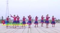 湖南省岳阳融湾舞队 美丽的雪山姑娘 表演 团队版