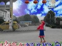 陈瑶湖天使广场舞《守望者》原创舞蹈 正背面演示