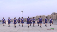 河南驻马店兴韵之舞舞蹈队 一路有爱 表演 团队版