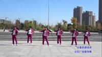 明光踏雪寻梅广场舞 自豪的建设者 表演 团队版