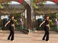 笑春风广场舞《失恋情歌》鬼步舞简单入门7步 附口令分解动作教学演示