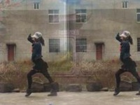 抚州雨欣缘广场舞《自由奔腾》编舞风中天使 附正背面口令分解教学演示