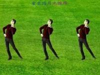 阿梁广场舞《相思的苦》原创32步 附正背面口令分解动作教学演示