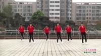 河南省周口市沈丘县倒栽槐鬼步舞队广场舞  女人没有错 表演 团队版