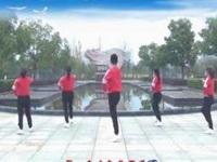 楠楠广场舞《再不爱我就老了》原创广场舞入门舞 口令分解动作教学演示