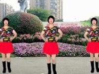 建芳广场舞《尘缘梦》原创16步水兵舞 附口令分解动作教学演示