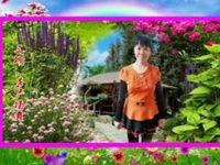 卢清秀广场舞《舍不得》编舞秀秀 31异地姐妹合屏