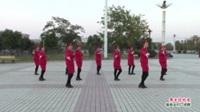河南省周口市郸城县艺佳乐腰鼓队广场舞  舞出你的爱 表演 团队版