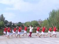 舞韵广场舞队广场舞 母亲 表演 团队版