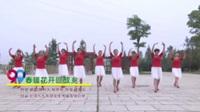 湖南省岳阳一起摇摆队 春暖花开回故乡 表演 团队版