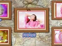 衡水阿梅广场舞《勿忘我》原创舞蹈 全国39位异地姐妹合屏留念