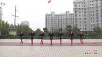 武汉黄陂横店好姐妹舞蹈队广场舞  雪山姑娘 表演 团队版