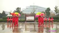 新乡市卫河湖畔舞蹈队广场舞 开门红 表演 团队版