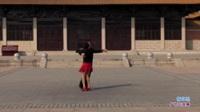 政府广场舞队广场舞 黄玫瑰 表演 团队版